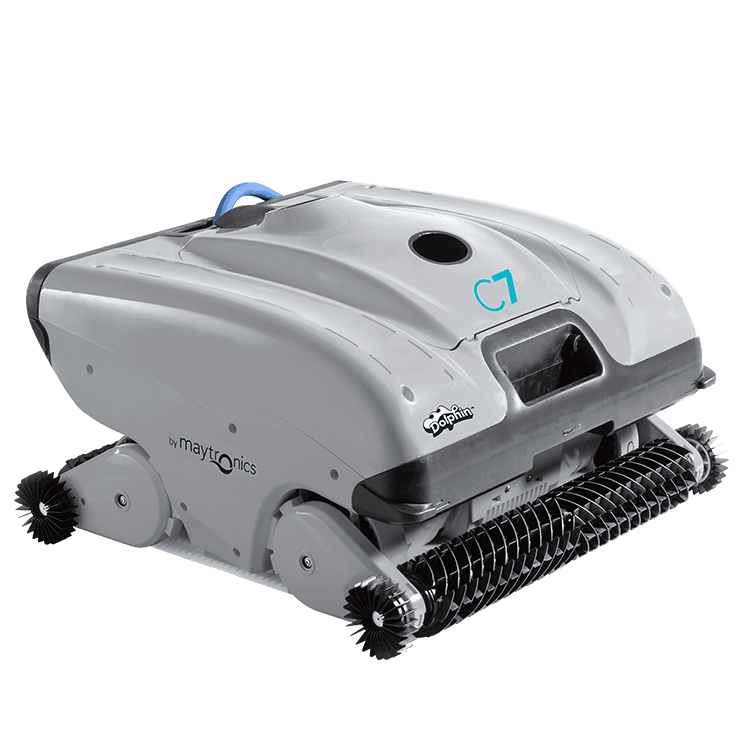 Maytronics Dolphin C7 Robotic Pool Cleaner Maytronics Minimum Advertised Map Pricing For This Item Is 4 999