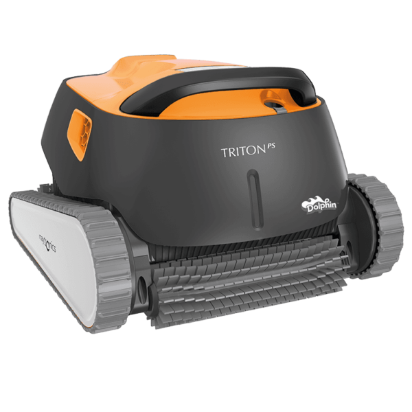Maytronics Dolphin Triton with Powerstream Robotic Pool Cleaner - Minimum Advertised MAP pricing for this item is $849
