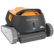 Maytronics Dolphin Triton PLUS with Powerstream Robotic Pool Cleaner - Minimum Advertised MAP pricing for this item is $999