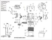 Parts Diagram - Maytronics Enduro 11R