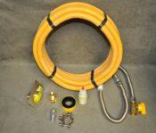 Complete Gas Appliance Installation Kit Pro-Flex