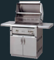 "30"" LUXOR Outdoor Gas Grill Built-In or Freestanding - LP or NG"