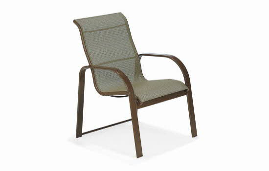 Winston Seagrove II M62001 Sling High Back Dining Chair