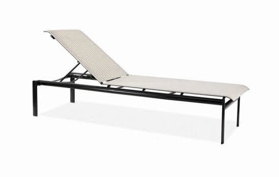 Winston Southern Cay M66009 Sling Stackable Chaise Lounge