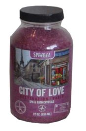 Spazazz Spa Hot Tub Bath Fragrance 22 oz - City of Love