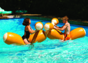 Swimline 9084 Inflatable Pool Joust Game