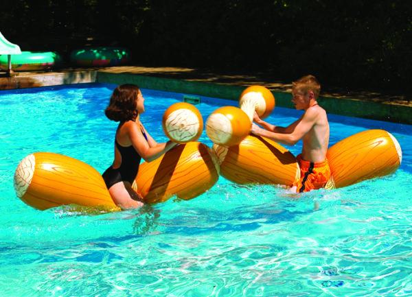 Swimline 9084 Inflatable Pool Joust Game