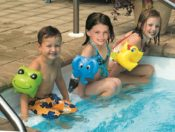 Swimline 98065 Animal Arm Bands