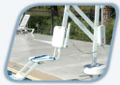 BEST PRICE on SR Smith Splash! Aquatic Pool Lift System for ADA Compliance - Americans with Disabilities Act