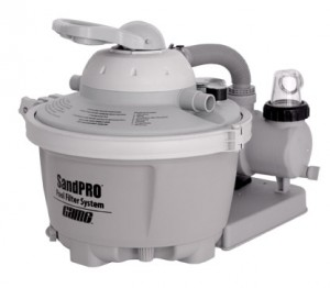 GAME SandPRO50 Above Ground Pool Sand Filter