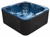 Garden Leisure SANDALWOOD Spa Hot Tub