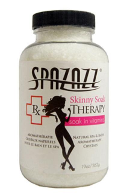 Spazazz Spa Hot Tub Bath Fragrance 19 oz - Skinny Soak Rx