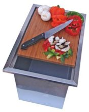 Luxor Trash Chute & Cutting Board