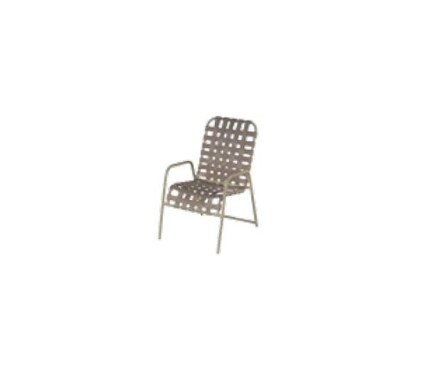 Country Club Dining Chair - Cross Weave