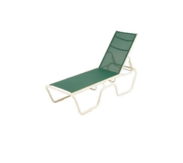 Neptune Chaise Lounge - Extra High Seat