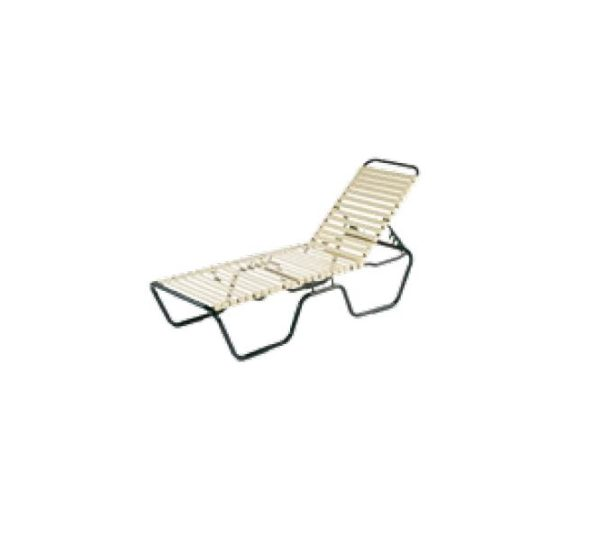 """Neptune Chaise Lounge - 20"""" High Seat"""