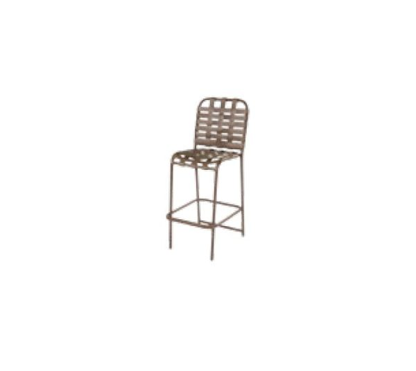 Neptune Bar Chair - Cross Weave
