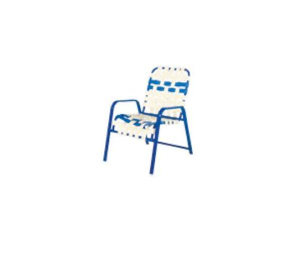 Regatta Dining Chair - Cross Weave