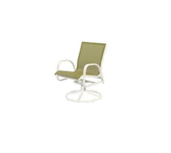 Seabreeze Swivel Dining Chair