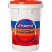 Maxibrom 50 lb Brominating Tablets