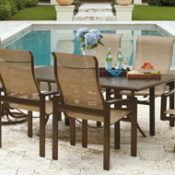 Winston Belvedere Sling Patio Furniture