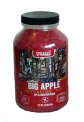 Spazazz Spa Hot Tub Bath Fragrance 22 oz - Big Apple