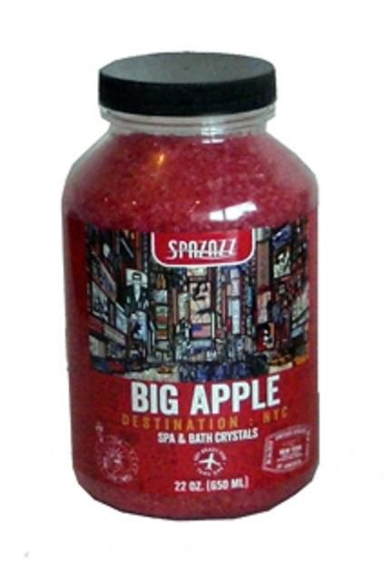 Spazazz Spa Hot Tub Bath Fragrance 22 oz - Big Apple