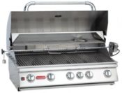 "Bull BBQ 38"" Brahma Outdoor Drop In Grill with Lights"