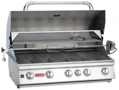 """Bull BBQ 38"""" Brahma Outdoor Drop In Grill with Lights"""