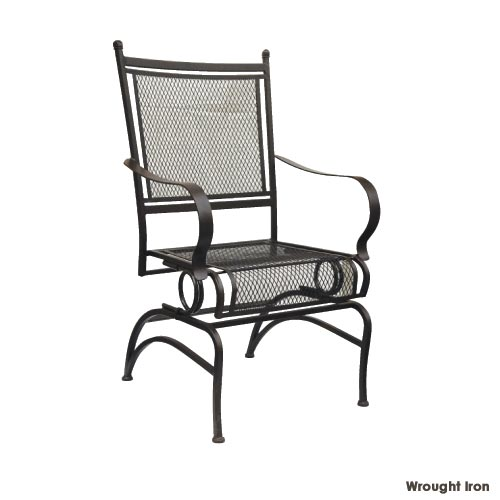 Catalina Coil Spring Dining Chair