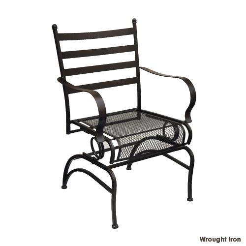 Redmond Coil Spring Dining Chair