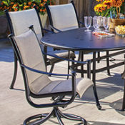 Winston Catania Padded Sling Patio Furniture
