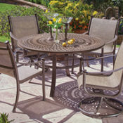 Winston Catania Sling Patio Furniture