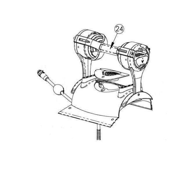 Maytronics Dolphin 99957039-ASSY Handle Assembly