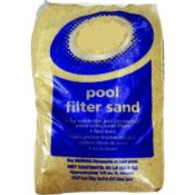 #20 Silica Sand Swimming Pool Filter Media - 50 lbs