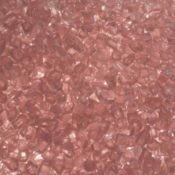 """1/4"""" Rose Fire Pit or Fireplace Glass - 10 lbs"""