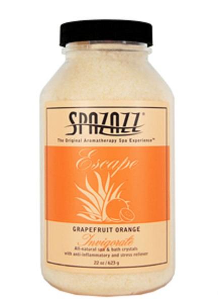 Spazazz Spa Hot Tub Bath Fragrance 22 oz - Grapefruit Orange