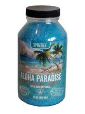 Spazazz Spa Hot Tub Bath Fragrance 22 oz - Aloha Paradise