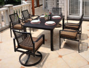 Hanamint Hyde Park Patio Furniture
