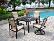 Hanamint Hyde Park Sling Patio Furniture