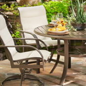 Winston Key West Padded Sling Patio Furniture