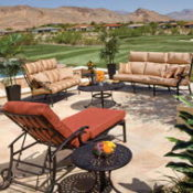Winston Manor Deep Seating Patio Furniture