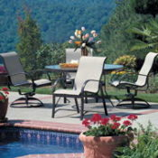 Winston Mayfair Sling Patio Furniture