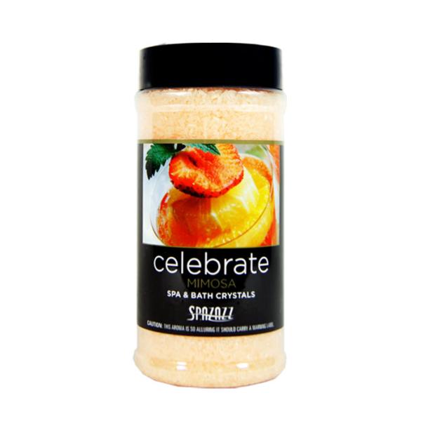 Spazazz Spa Hot Tub Bath Fragrance 17 oz - Mimosa