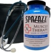 Spazazz Spa Hot Tub Bath Fragrance 19 oz - MuscleTherapy Rx