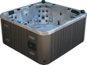 Garden Leisure REDWOOD Spa Hot Tub