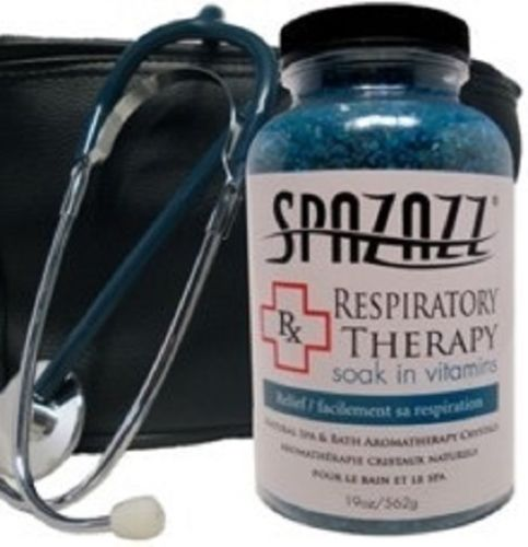Spazazz Spa Hot Tub Bath Fragrance 19 oz - Respiratory Therapy Rx