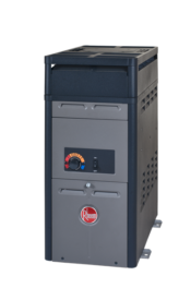 Rheem / Raypak 106 105,000 BTU Natural Gas Heater for Swimming Pools or Spas