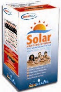 SunHeater S601 4'x20' Inground Solar Heater