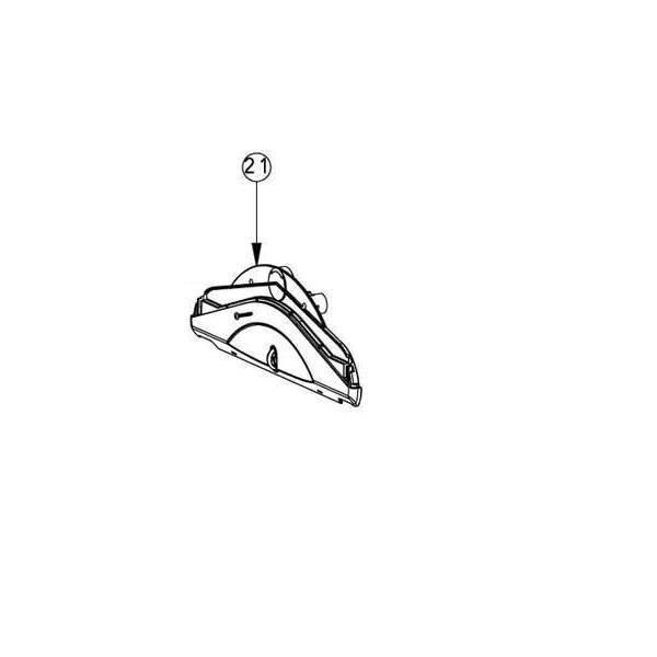 Maytronics Dolphin 9997121-ASSY Side Panel